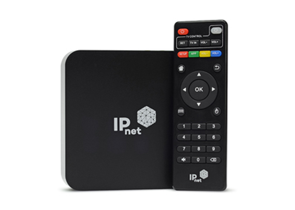 IPnet TV Box